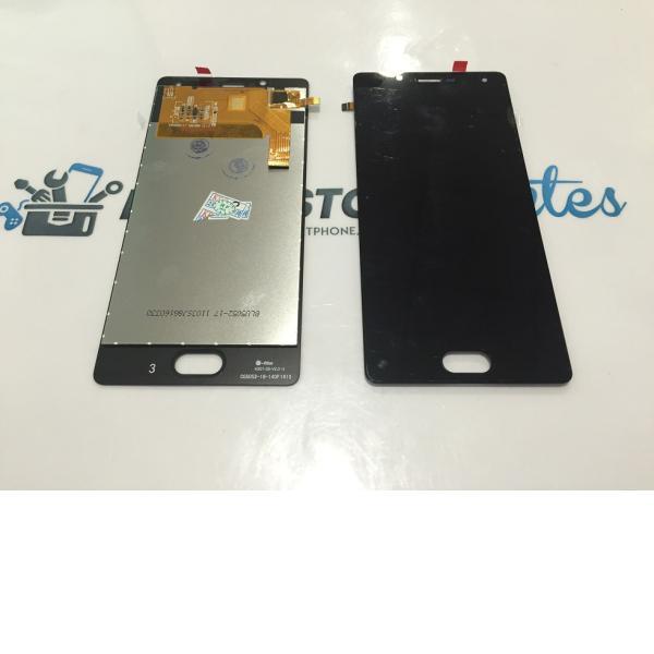 REPUESTO PANTALLA LCD DISPLAY + TACTIL WIKO U FEEL 4G - NEGRA