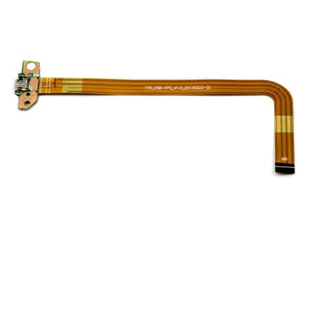 Flex de Carga Micro USB para HP Slate 7 Tablet