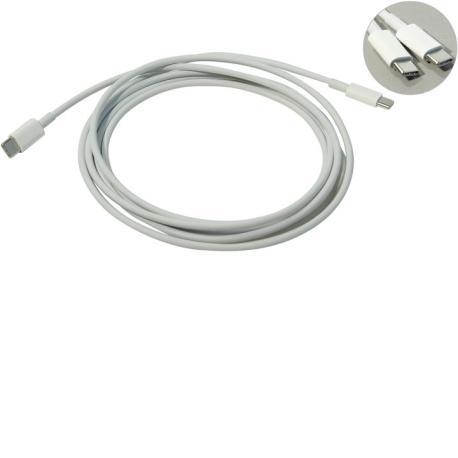 CABLE DE CARGA USB-C (2 METROS)