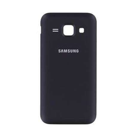 Carcasa Tapa Trasera de Bateria Original para Samsung Galaxy J1 J100 Negra - Recuperada