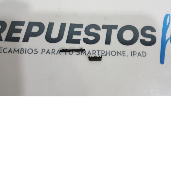 BOTON DE ENCENDIDO Y VOLUMEN PARA SMASUNG GALAXY J1 J100 NEGRO - RECUPERADO