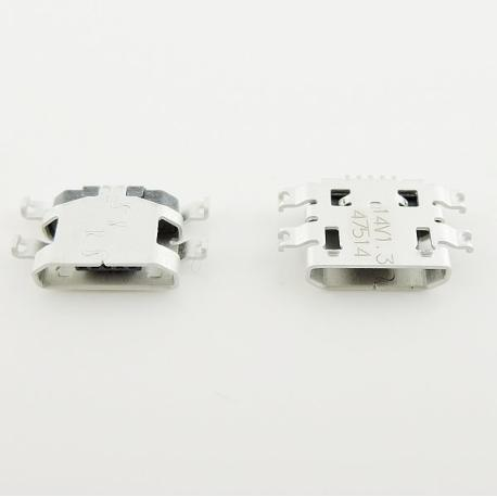 CONECTOR DE CARGA MICRO USB PARA NOKIA MICROSOFT LUMIA 435, LUMIA 435 DUAL SIM, LUMIA 532