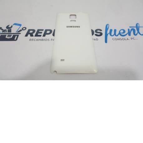 Carcasa Tapa Trasera Original Samsung Galaxy Note 4 N910F Blanca - Recuperada