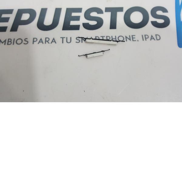 BOTONES VOLUMEN + ENCENDIDO SAMSUNG GALAXY NOTE 4 N910F BLANCO - RECUPERADO