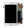Pantalla completa Samsung Galaxy Note blanca