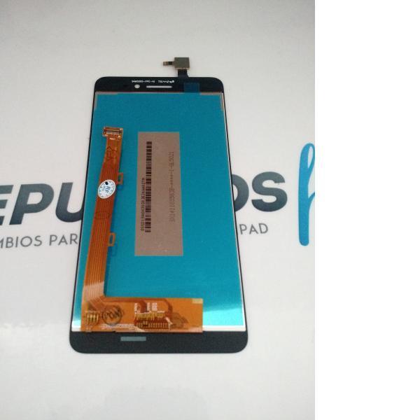 PANTALLA LCD DISPLAY + TACTIL PARA LENOVO S60 - NEGRA