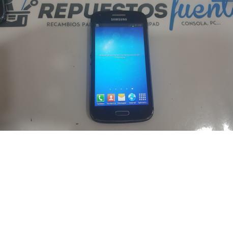 PANTALLA LCD + TACTIL CON MARCO PARA SAMSUNG GALAXY CORE GT-I8260,GT-I8262 AZUL - RECUPERADA