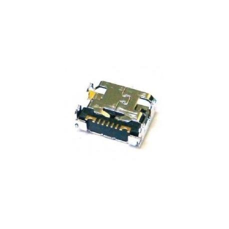 Conector Carga micro usb Samsung S5300 S6102 S6802