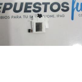 MODULO ALTAVOZ + JACK AUDIO ORIGINAL SAMSUNG GALAXY GRAND DUOS I9082 BLANCO - RECUPERADO