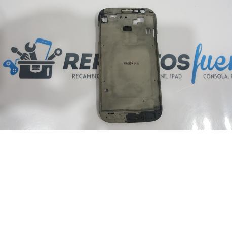MARCO FRONTAL SAMSUNG GALAXY GRAND DUOS I9082 - RECUPERAO