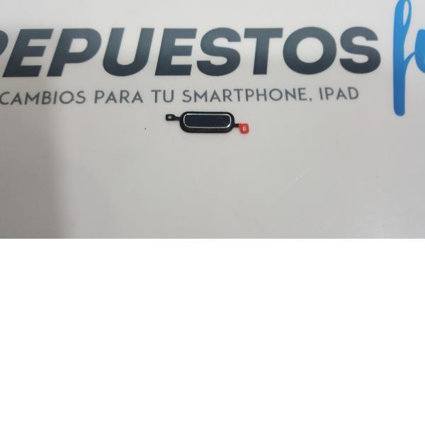 BOTON CENTRAL SAMSUNG GALAXY GRAND DUOS I9082 NEGRO - RECUPERADO