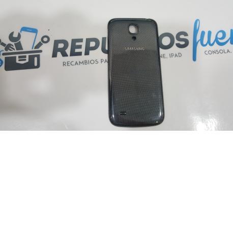 CARCASA TRASERA SAMSUNG GALAXY S4 MINI I9195 AZUL OSCURO - RECUPERADA
