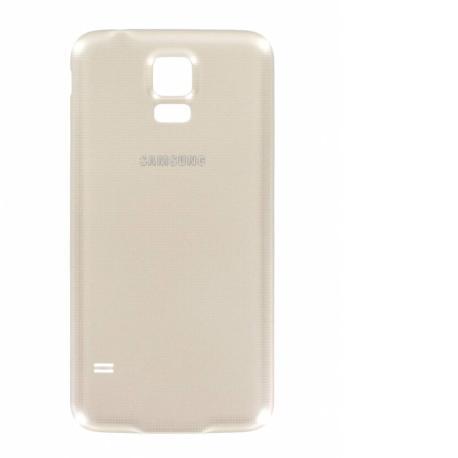 Tapa Trasera de Bateria Original para Samsung Galaxy S5 Neo G903F - Oro