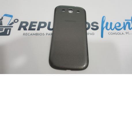Tapa Trasera de Bateria Original para Samsung Galaxy i9300 - Gris / Desmontaje