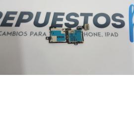 REPUESTO FLEX LECTOR SIM Y TARJETA SD PARA SAMSUNG GALAXY S3 I9300 I9305 - RECUPERADO