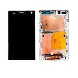 pantalla Tactil+lcd Sony Ericsson Xperia S Lt26i blanca