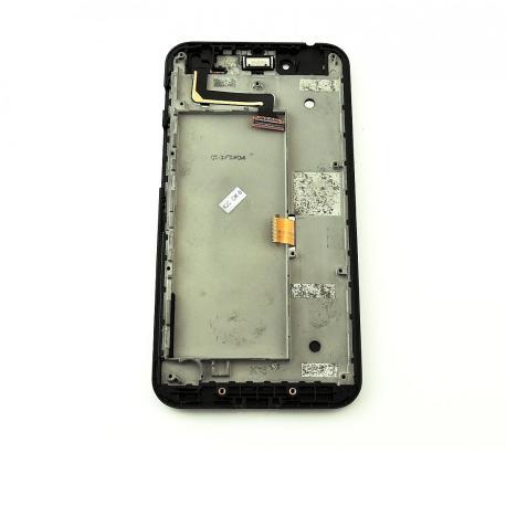 Pantalla LCD Display + Tactil con Marco para Asus PadFone S PF500KL - Marco Frontal Remanufacturado