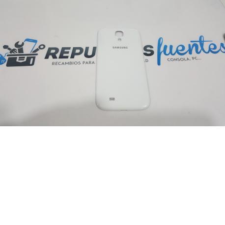 Tapa Trasera de Bateria Original para Samsung Galaxy S4 i9500, i9505, i9506 Negra - Recuperada