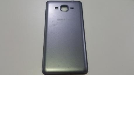 Tapa Trasera Carcasa de Bateria Original Samsung Grand Prime G530, G531F Gris - Recuperada