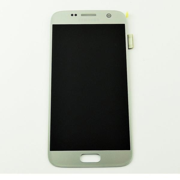 PANTALLA LCD DISPLAY + TACTIL ORIGINAL PARA SAMSUNG GALAXY S7 SM-G930F - PLATA