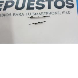 BOTONES VOLUMEN + ENCENDIDO CARCASA INTERMEDIA ORIGINAL SAMSUNG GALAXY NOTE 3 N9005 N9000 - RECUPERADO