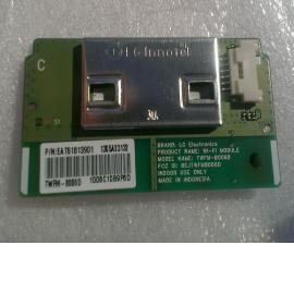MODULO WIFI TV LG 42LA660S-ZA, 42LN575S-ZE, LG 42LF5800-ZA, LG 43LF590V-ZA TWFM-B006D EAT61813901