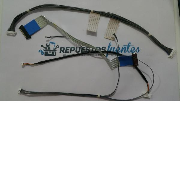 KIT DE CABLES Y FLEX TV LG 42LN575S-ZE, 47LN575S