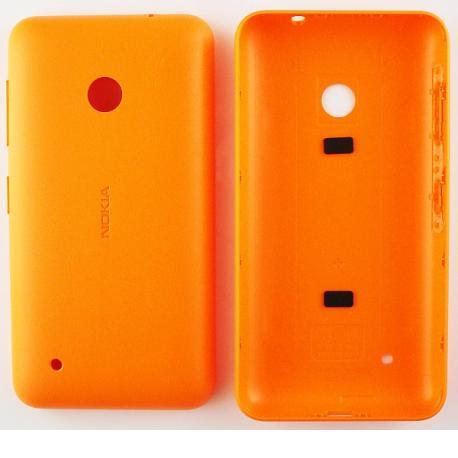 Tapa Trasera de Bateria Original para Nokia Lumia 530 - Naranja