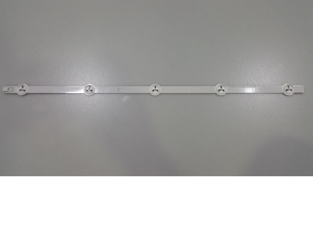 Tira de led 47 lg 47ln575s de 5 led para parte inferior for Tiras led para tv