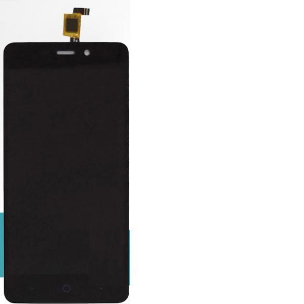 PANTALLA LCD DISPLAY + TACTIL ZTE BLADE X3 A452 Q519T Q519 - NEGRA