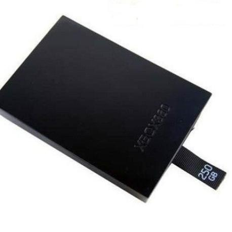 Disco Duro 250 GB con Carcasa Original Xbox 360 Slim - Recuperado