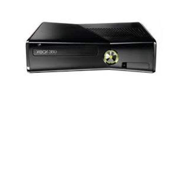 MICROSOFT XBOX 360 SLIM CONSOLA 250 GB NEGRO - USADA