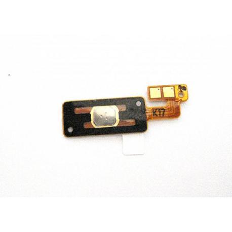 FLEX BOTON HOME SAMSUNG GALAXY TREND S7560 S7562 S7580 S7582 - RECUPERADO