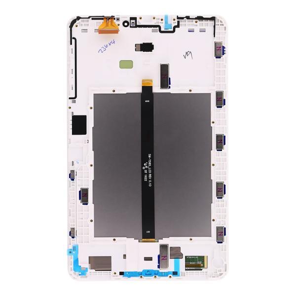 PANTALLA LCD DISPLAY + TACTIL ORIGINAL PARA SAMSUNG SM-T580 GALAXY TAB A (2016) - BLANCA