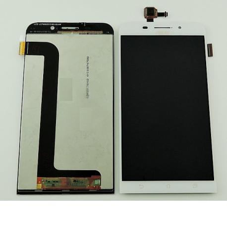 PANTALLA LCD DISPLAY + TACTIL PARA ASUS ZENFONE MAX ZC550KL - BLANCA