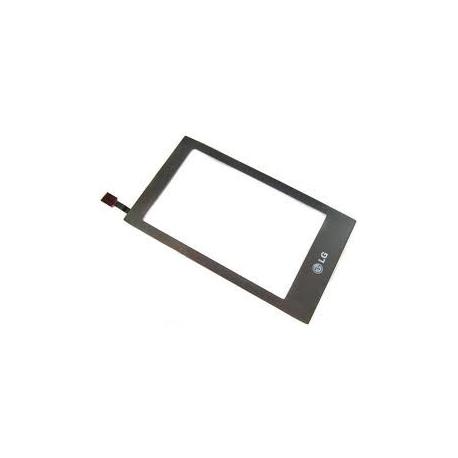 Pantalla tactil LG GT400 negra