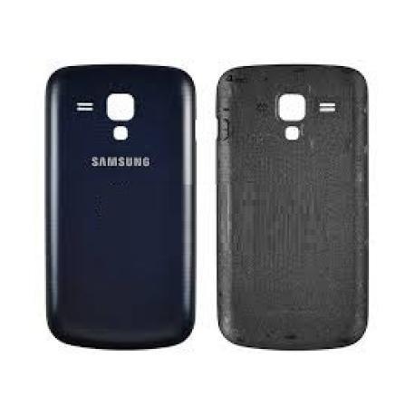 Carcasa Tapa Trasera Samsung S7562 s7582 Azul - Recuperada