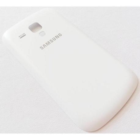 Carcasa Tapa Trasera Samsung S7560 s7580 Blanca - Recuperada