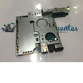 PLACA BASE MOTHERBOARD ORIGINAL PS2 SLIM SCPH-90004 NEGRA - RECUPERADA