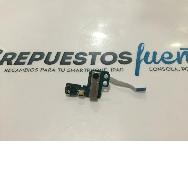 FLEX MODULO ENCENDIDO ORIGINAL PS2 SLIM SCPH-90004 - RECUPERADO