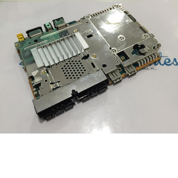 PLACA BASE MOTHERBOARD ORIGINAL PLAYSTATION PS2 SLIM SCPH-70004 - RECUPERADA