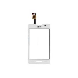 Pantalla Tactil LG Optimus L4 II E440 blanca