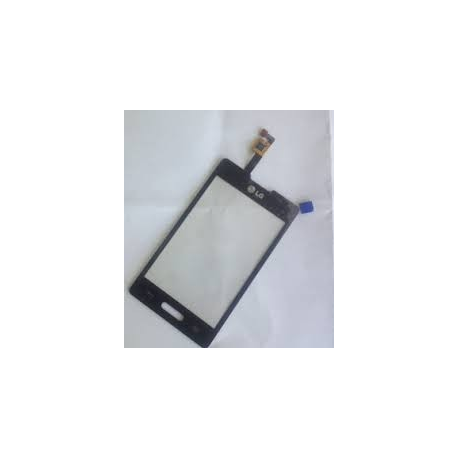 Pantalla Tactil LG Optimus L4 II E440 negra