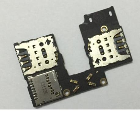 Modulo Para Tarjeta DUAL SIM Y SD para Motorola Moto G (3rd Generación) G3
