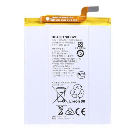 Bateria HB436178EBW Original para Huawei Mate S de 2700mAh