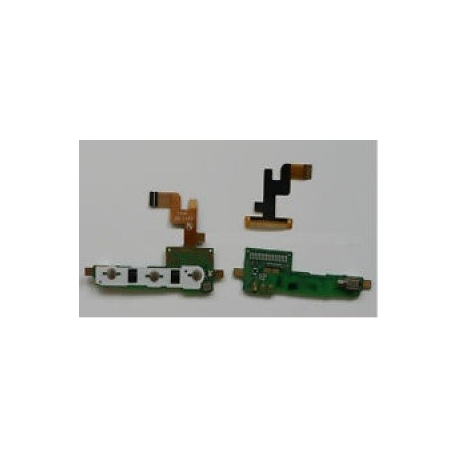 Repuesto Flex con Microfono + Teclado Funcion Original ZTE Skate MonteCarlo v960