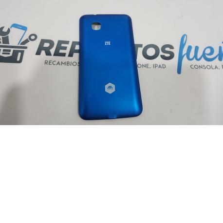 Tapa Trasera ZTE Kis 3 Moche Smart A16 Azul - Recuperada