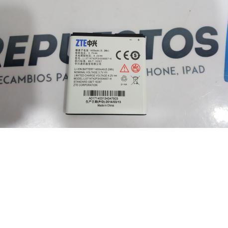 Bateria li3714T42P3h504857-H ZTE Kis 3 Moche Smart A16 - Recuperada