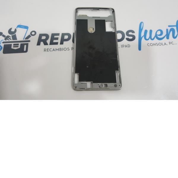 CARCASA MARCO FRONTAL ORIGINAL PARA ZTE NUBIA Z5 NX403A - RECUPERADA
