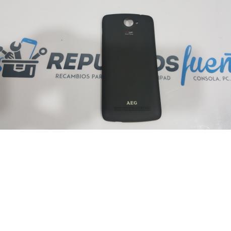 Tapa Trasera Original para AEG AX700 Negra - Recuperada